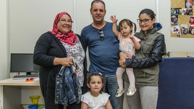 Servicio de atención social a las familias