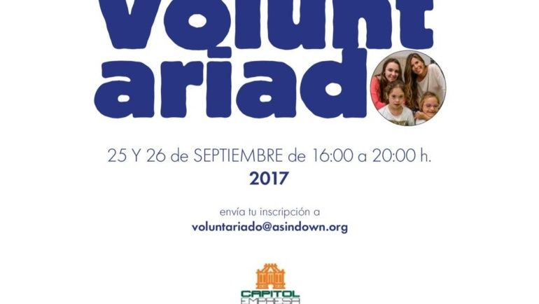Curso de Voluntariado de Asindown