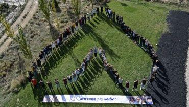 Nos fuimos 90 participantes, regresamos 90 voluntarios